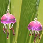 jellyfish on palm leaf1